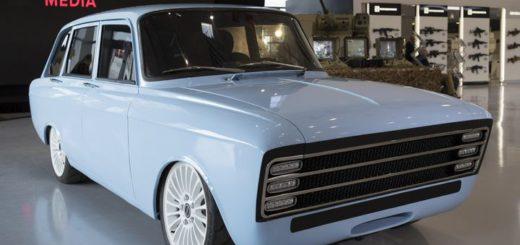 Russia-elektromobil