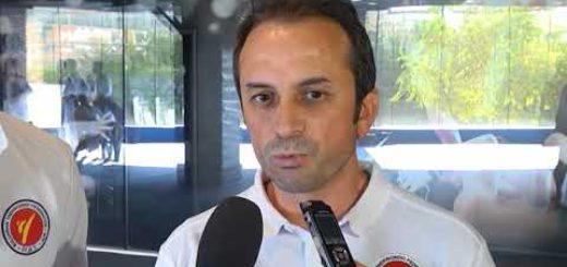 Световен шампион тренира олимпийските ни таекуондисти