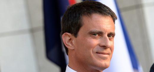Manuel Valls -Barcelona