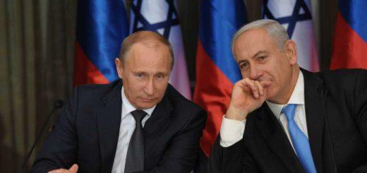 Putin-Netanjahu