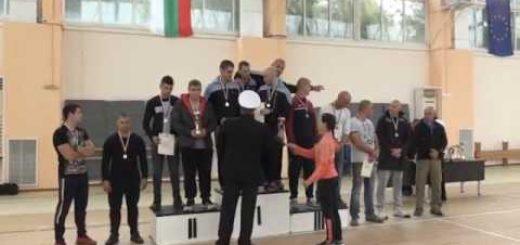 """Отбора на ВУСК """"Васил Левски"""" Велико Търново е комплексен шампион на завършилото ДВП по плуване"""