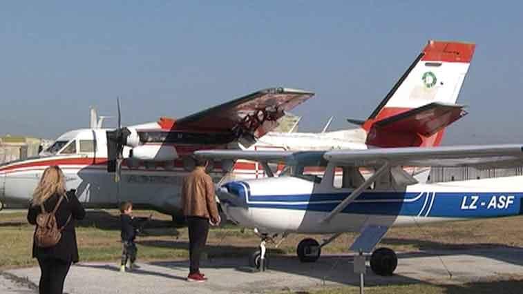 Музеят на авиацията в Крумово празнува с вход свободен