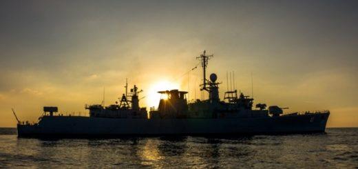 VMS-fregata Drazki