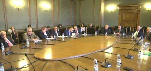 Parlamentarna komisia po otbrana