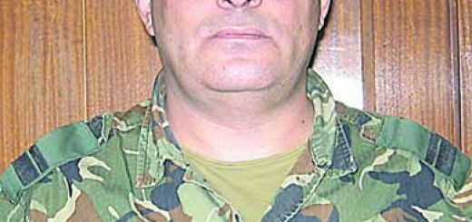 5-главен сержант в ЦПС