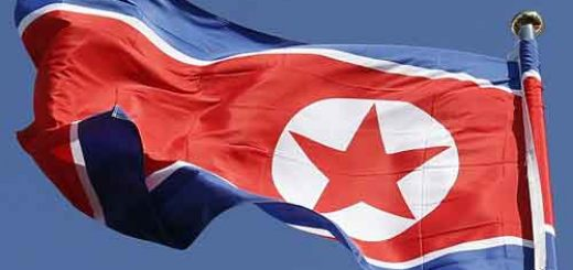 NORTH KOREA SEVERNA KOREA