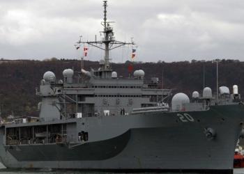 САЩ вкараха кораб от бреговата си охрана в Черно море