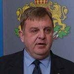 Красимир Каракачанов: Нямахме основание да спрем прелитането на руския самолет