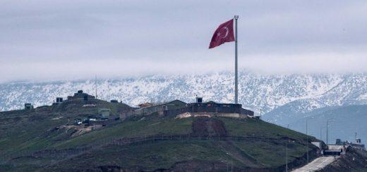 Siria-Turky-granica