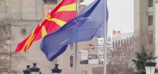 Знамето на НАТО се развя над Скопие – Зоран Заев: Това е нова страница в историята ни