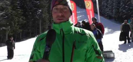 Продължава ДВШ по ски – Слалом