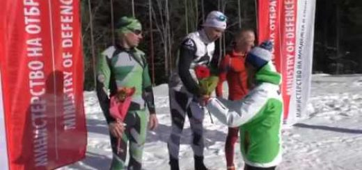 ДВШ по ски в Боровец – Ски бягане