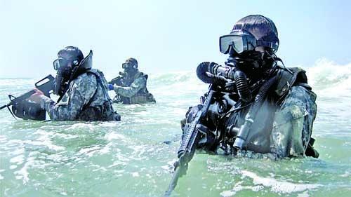 """Започна водолазното учение на ВМС с международно участие """"Тритон - 2021"""""""