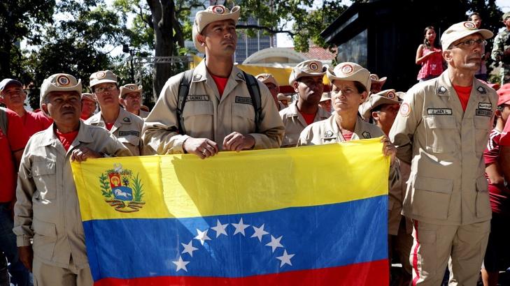 Венецуела призна, че нейни войници са попаднали в плен по време на боеве с колумбийски партизани в граничен щат