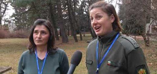 Осмомартенския турнир по стрелба с пистолет Макаров за жени-служители от силовите структури