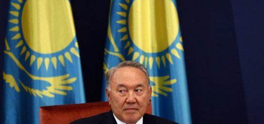 kazahstan prezidnet