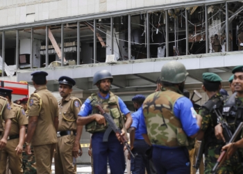 Шри-Ланка-атентат-взрив-Великден