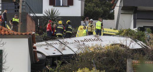 avtobus portugalia katastrofa