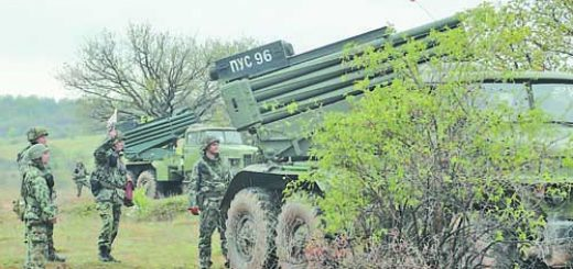 Тренира разчетът на старши сержант Божидар Гроицов