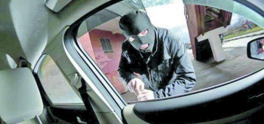 14a крадец на кола