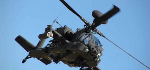 helikopter-Apache 64D