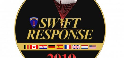 Swift Response Graphic