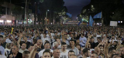 Albania-protesti