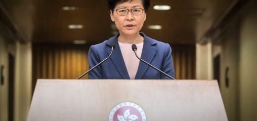 Carrie Lam  -Hong Kong,