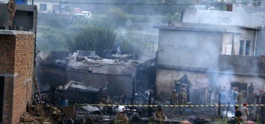 KingЕр 350 - katastrofa-Pakistan