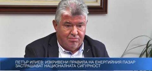 Петър Илиев: Изкривени правила на енергийния пазар застрашават националната сигурност