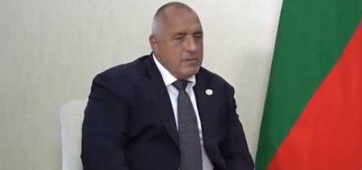"""Среща Борисов – Медведев в Туркменистан. Двамата премиери обсъдиха проекта АЕЦ """"Белене"""""""