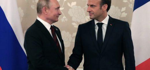 Putin_Makron