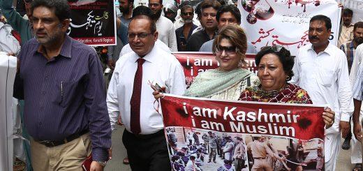 India-Kashmir- Pakistan