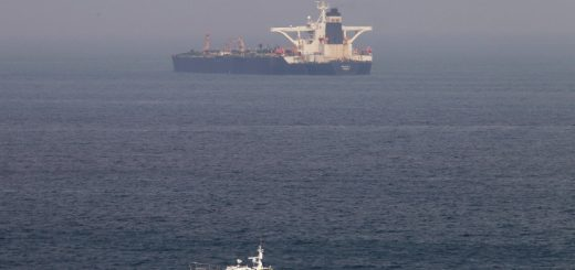 Gibraltar extends detention of Iranian oil tanker for 30 days