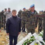 Памет за епопеята Каймакчалан: Българска делегация се поклони пред паметта на героите