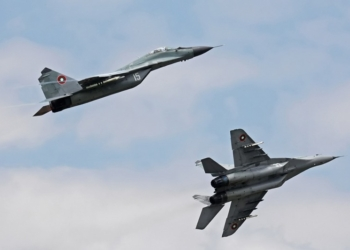 За ратификация е предложен Протоколът за изменение на Споразумението между България и Румъния относно презгранични операции за Air Policing