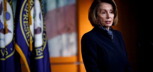 Председателят на Камарата на представителите в Конгреса на САЩ Нанси Пелоси