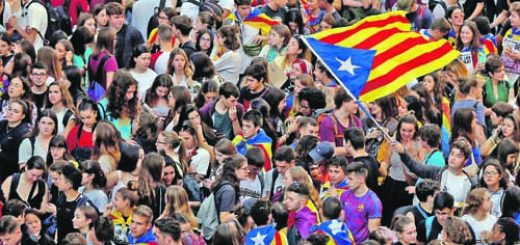 Catalonia-protests-