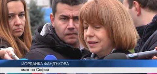 110 лалета засадиха Фандъкова и Захариева по повод 110 години отношения България – Нидерландия