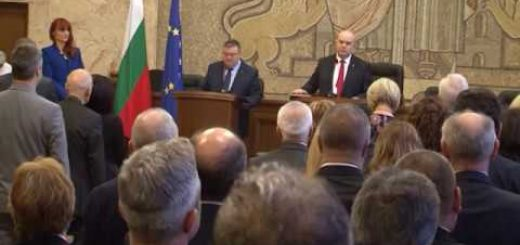 Иван Гешев положи клетва като главен прокурор, обяви, че го чака тежък мандат