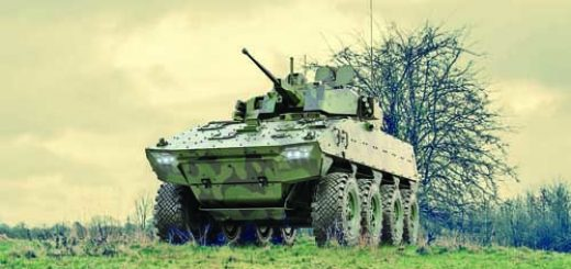 bronirana_mashina- VBCI 8х8 на Nexter с купол на John Cockerill