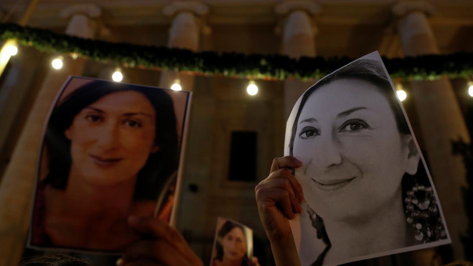 """ЕП отличи проекта """"Пегас"""" с наградата за журналистика на името на Дафне Галиция"""