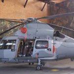 """ВМС с нов хеликоптер """"Дофин""""- в петък машината официално става част от флота"""