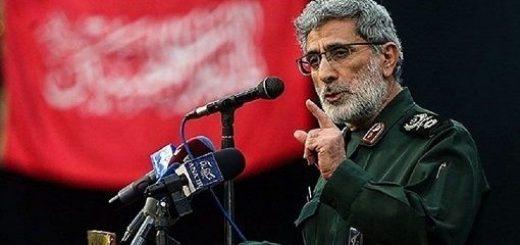 """Есмаил Гаани - новият командир на елитните ирански бойци """"Ал Кудс"""""""