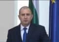 Президентът Румен Радев: Европейският стълб на сигурност да е съобразен с развитието на НАТО