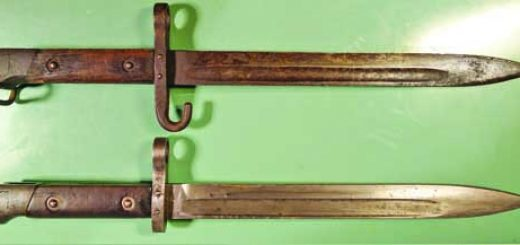 4-Mannlicher_M1895_standard_and_NCO_bayonet