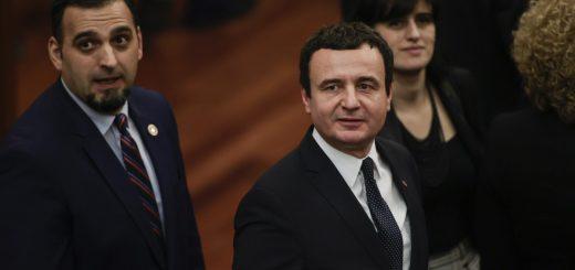 министър-председател на Косово