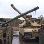 """На полигон """"Ново село"""" съвместно българо-американско ротно танково учение"""
