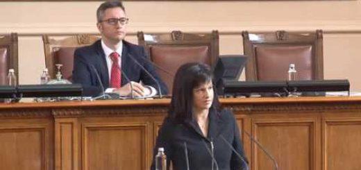 На първо четене: Парламентът прие Закона за извънредното положение