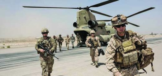 United States Continues Role in Afghanistan as Troop Numbers Increase